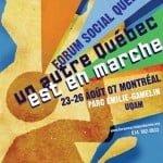 La Table des partenaires universitaires (TPU) fait mouche au Forum social québécois avec son atelier sur l'impact du privé dans les universités