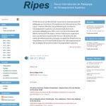 La Revue internationale de pédagogie de l'enseignement supérieur (RIPES) inaugure son site sur revues.org