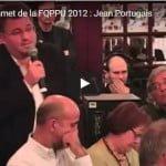 Sommet de la FQPPU 2012 : Jean Portugais