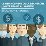 Le financement de la recherche universitaire au Québec: évolution et enjeux