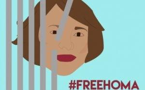 Homa Hoodfar enfin libérée !